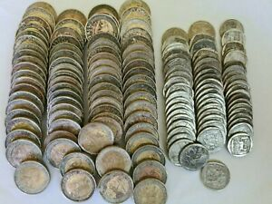SOUTH AFRICA COINS  500 Rands  5 2 1 rand coins - assorted condition FREE P&P