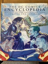 The DC Comics Encyclopaedia 2008 Edition Definitive Guide Used But Decent