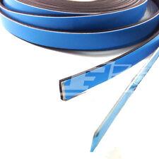 5 METRI NASTRO MAGNETICO & nastro di acciaio secondaria VETRI KIT PER BIANCO infissi di finestra