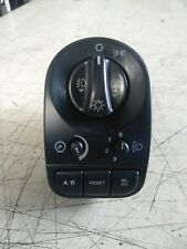 JAGUAR X-TYPE HEADLIGHT FOG LIGHT CONTROL SWITCH UNIT
