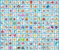 Robert Kaufman Fabric - Pokemon Character Panel - 100% Cotton