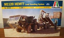 Italeri US M1120 HEMTT Transport Truck Load Handling System #6525 model kit 1/35