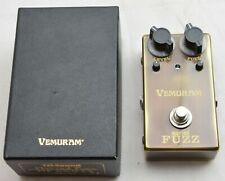 More details for vemuram myriad fuzz effects pedal (boxed)  *uk seller & free post*