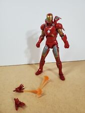 Iron Man Mark VII 10th anniversary Marvel Legends Studio MCU loose figure MK 7