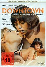 DOWNTOWN - Uncut Version - DVD - Jess Franco, Lina Romay..