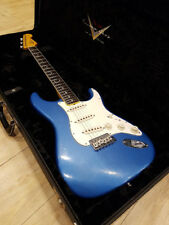 Fender Custom Shop 1965 Limited Collection Closet Classic 2012 Blue Abby Red Hot