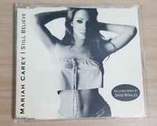 Mariah Carey I Still Believe BR Remixes Promo CD Single- there's got to be a way