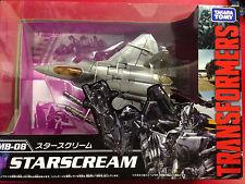 Transformers TAKARA Film annivesary mb-08 STARSCREAM NUOVO