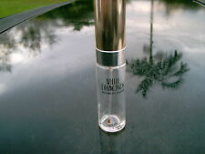 White Diamonds by Elizabeth Taylor Clear Empty Extra Small Perfume Bottle