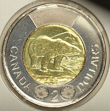 CANADA 2$ 2012 in MS -New design with upgraded security features