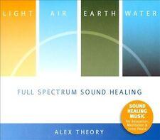 Full Spectrum Sound Healing, Alex Theory, New