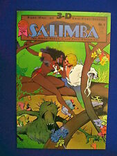 3-D Salimba 1 (of 2).Blackthorne 3-D series no 6..Paul Chadwick art. VFN/NM