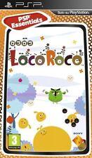 Essentials Locoroco Platinum SONY PSP IT IMPORT SONY COMPUTER ENTERTAINMENT