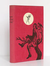 Œuvres. CYRANO DE BERGERAC. Texte établi par G. RIBEMONT-DESSAIGNES. Club 1957