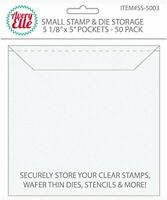 Avery Elle SMALL Clear Cello Bags 50pc