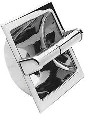 Newport Brass 10-89/26 Annabella Recessed Tissue Holder, Polished Chrome