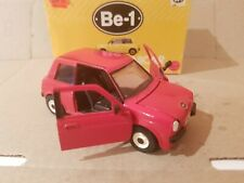 BANDAI SHINSEI - NISSAN BE- 1 [RED] NEAR MINT VHTF MADE IN JAPAN OLD SHOP STOCK