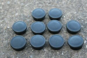 35mm Protective Plastic Bolt Head Cover x10
