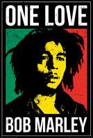 BOB MARLEY - ONE LOVE POSTER 24x36 - MUSIC 53124