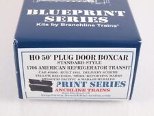 Branchline 1706 HO 50' Boxcar Kit American Refrigerator Transit MODX #2000