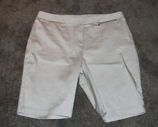Womens size 16 stretch dress shorts made by TARGET