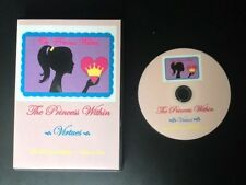 Children's Educational Video/DVD for Girls - Discovering Princess Within (new)