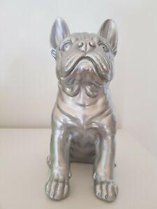 französische Bulldogge Figur