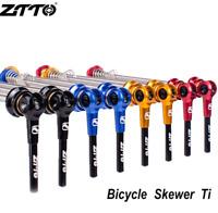 Zipp Tangente Titanium Quick-Release Skewer Pair