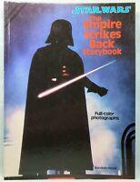 STAR WARS The Empire Strikes Back Storybook 1980 Hardcover GEORGE LUCAS Vintage