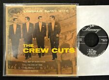 The Crew Cuts Mercury EP 3326 Longhair Swing With The Crew Cuts
