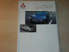 44310) Mitsubishi Galant Prospekt 09/1997