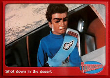 THUNDERBIRDS - Shot Down in the Desert - Card #58 - Cards Inc 2001