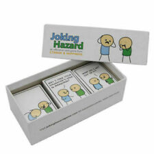 Joking Hazard Card Party Games family games Aus Sydney STOCK 360 Cards includes