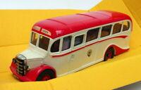 Corgi 1/50 Scale Model Bus D949-14 - Bedford OB Coach - Wallace Arnold