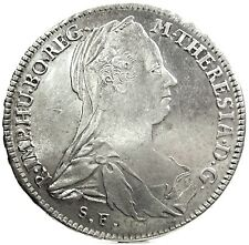 AUSTRIA-Germany (M.Teresa) Thaler 1780,Günzburg