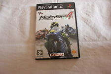 PLAYSTATION 2 MOTO GP4 PLATINUM