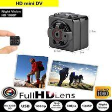 HD 1080P Mini Spy Hidden Camera Outdoor Indoor Security Surveillance Camera