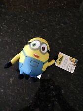 "Despicable Me 2 Toy Factory Minion 7"" Plush Soft Toy Stuffed Animal"