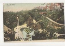 Boscombe Chine [JWS C109] Vintage Postcard 777a
