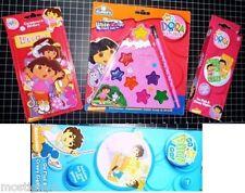 Nick Jr. Dora The Explorer and Go Diego Go Game and Art Sets
