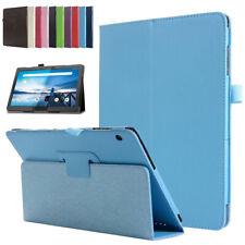 "Case For Lenovo Tab 10.1"" M10 TB-X605F P10 TB-X705 Folio Stand PU Leather Cover"