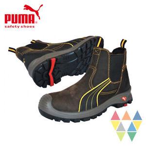 Puma Safety Shoes - Scuff Caps TANAMI 630347 / 630267 AUTHORISED DEALER