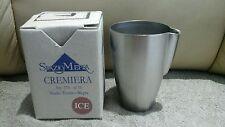 Mepra Stainless Steel Uno 1-Cup Milk Jug, Silver