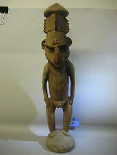 53cm tall vintage woodcarving / figurine