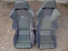 Recaro sedili con console HONDA CRX ee8 V-TEC CRX ed9 anno 1988-1992