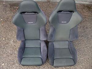 Recaro Sitze mit Konsolen Honda CRX EE8 V-TEC CRX ED9 Bj.1988-1992