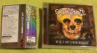 【Sample product】 Aerosmith / THE VERY BEST AEROSMITH sampler CD JAPAN 2006 SICP-