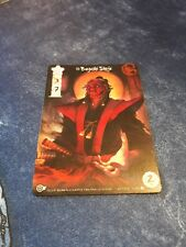 L5R Legend of the five Rings LCG - 1x Bajushi Shoju Textless Stronghold Promo