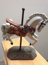 Vintage 80s Willitts Designs Tobin Fraley Signed Limited Edition Carousel Horse