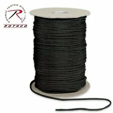 Rothco 301 Nylon Paracord 550lb 600 Ft Spool - Black